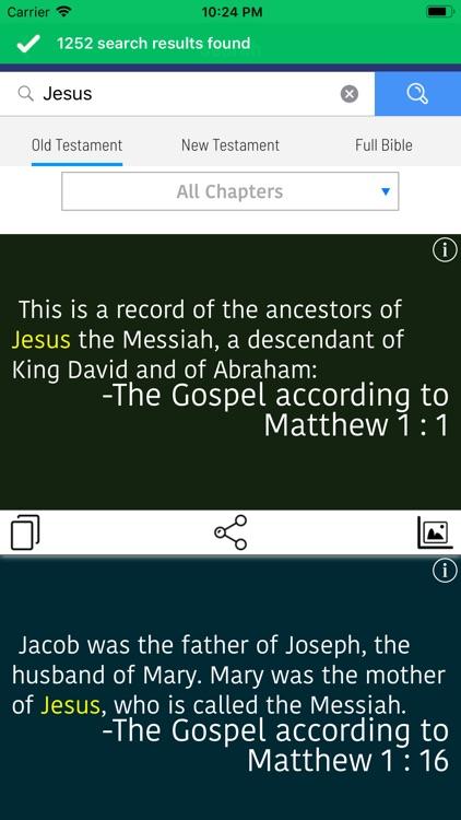 NASB Bible - Pro screenshot-4