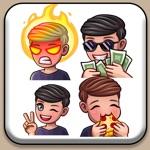 Boy New Emojis HD