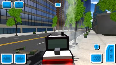 Blocky Cars In Real World screenshot 2