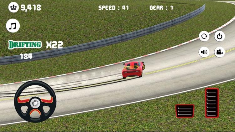 Drift In Forest screenshot-3