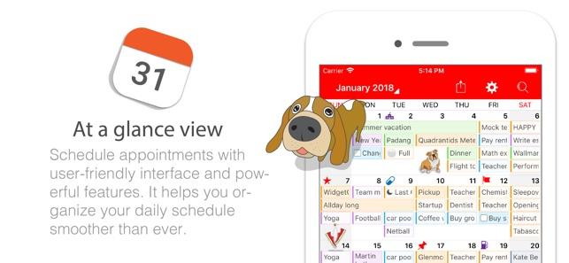 Kalends Calendar App Helps Busy iOS Users Get Their Life Organized Image