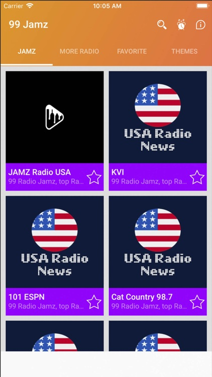 99 Jamz - Radio Station USA