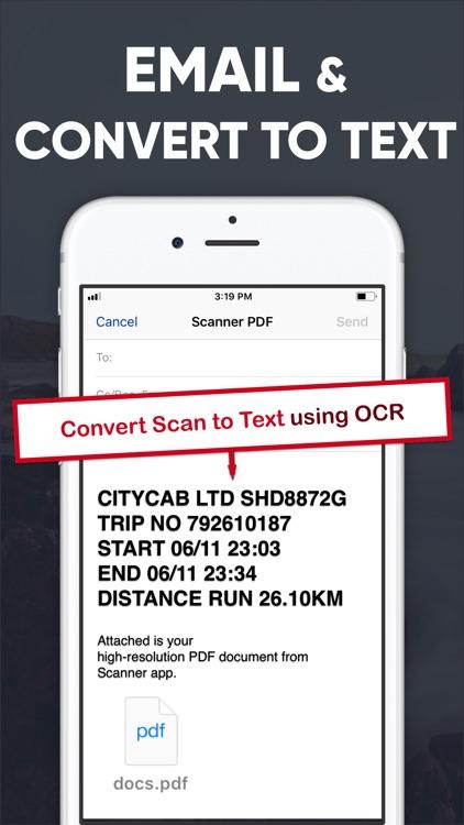 Scanner Phone screenshot-4