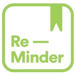 ReMinder Suicide Safety Plan
