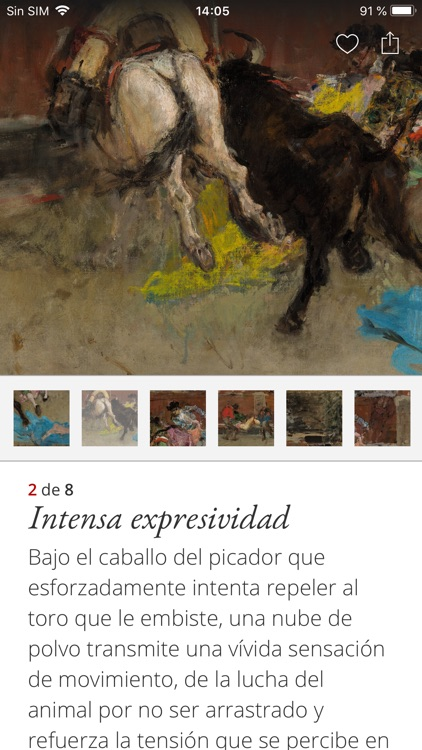 Second Canvas Thyssen Malaga screenshot-5