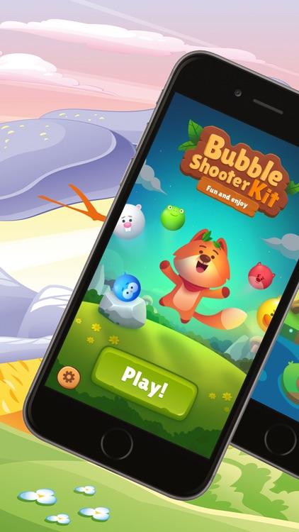 bubble shooter : pop bubbles