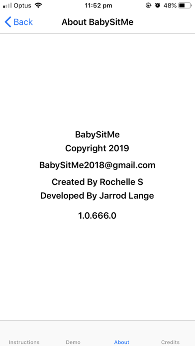 BabySitMe screenshot 10