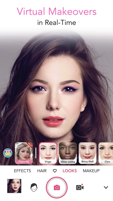 YouCam Makeup-Magic Selfie Cam by Perfect Corp  (iOS, United