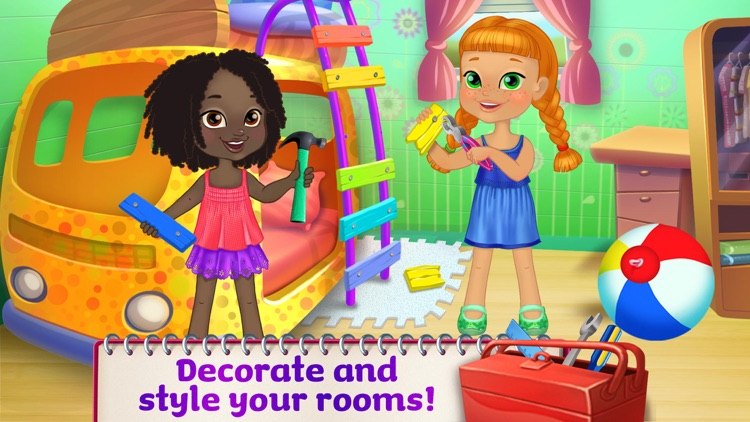Fix It Girls - Summer Fun screenshot-4