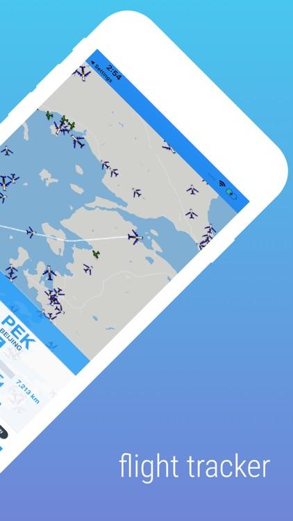 Air Flight Tracker