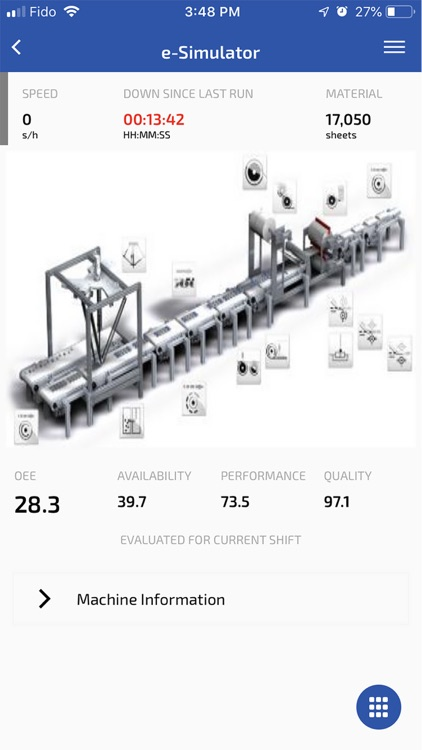Mobile Portal for Lenze screenshot-3