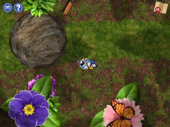 Bug Mazing Screenshots