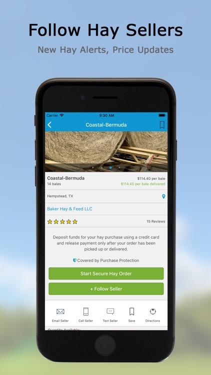 Hay Map - Buy & Sell Hay