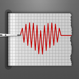 Ícone do app Cardiógrafo Clássico