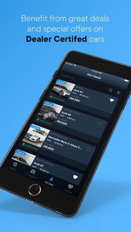 Seez: All Cars in One App screenshot-4