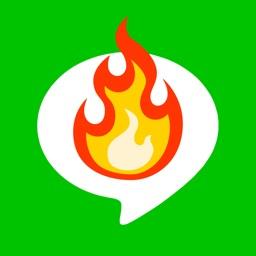 ネット炎上事件簿 - 面白い ネタ アプリ