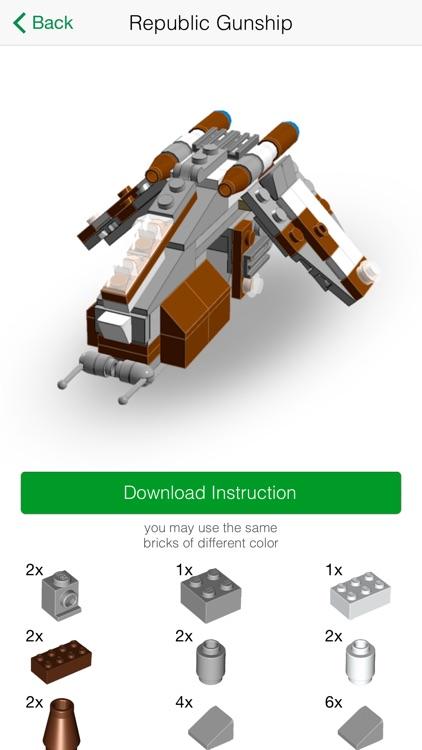 Mega Bricks: create cool toys screenshot-4