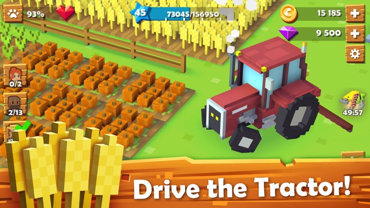 Blocky Farm screenshot-1