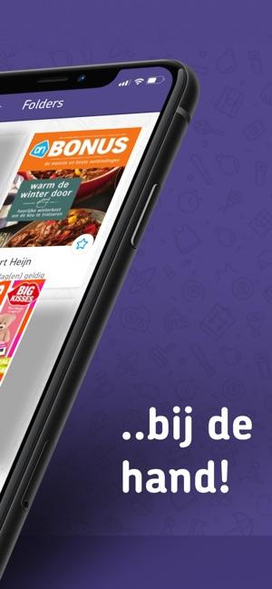 4509834043b  Spotta folders en aanbiedingen in de App Store