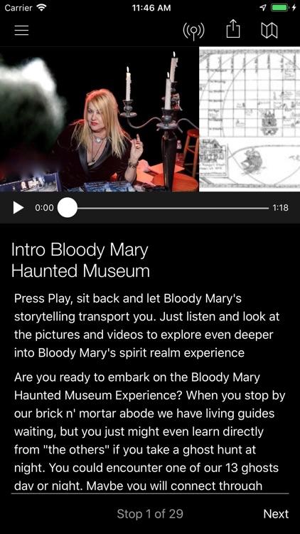 Bloody Mary Tour screenshot-3