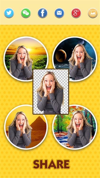 Photo Eraser - Pics Cutout Cam screenshot-4