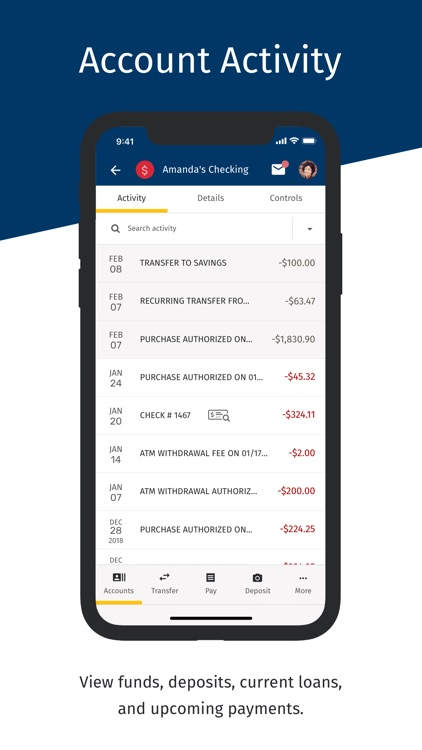 ACU of Texas Mobile Banking