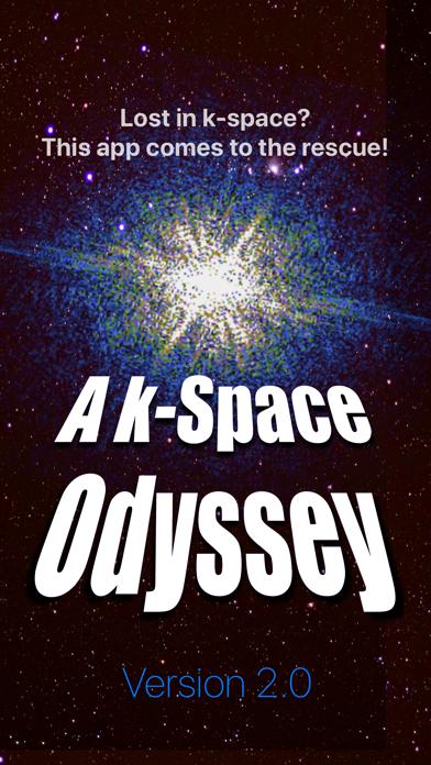 A k-Space Odyssey Screenshots