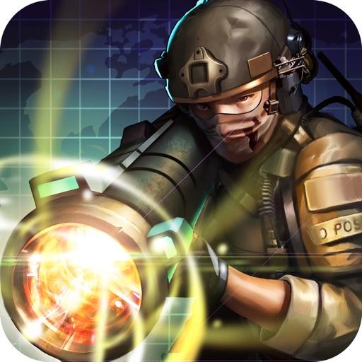 超级战争-全球现代军事战争策略手游
