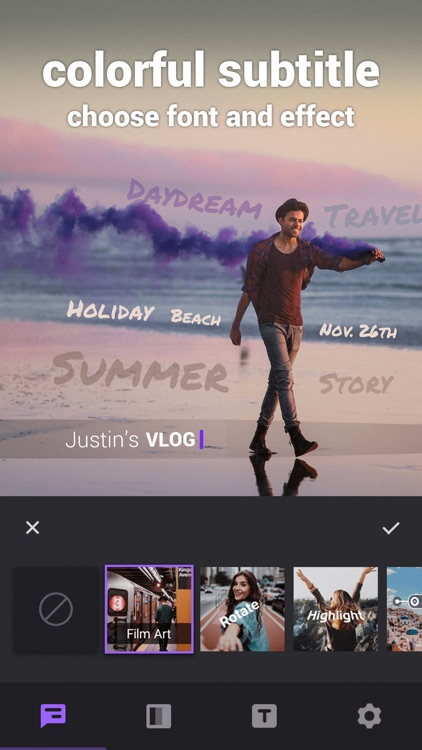Video Maker&Video Editor Music screenshot-6