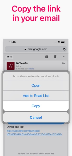 WeDownload by Solodigitalis on the App Store