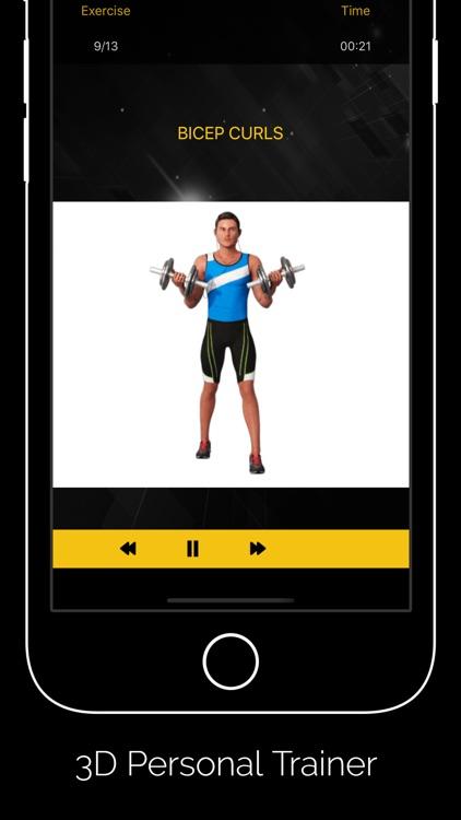 Home Workout PRO screenshot-5