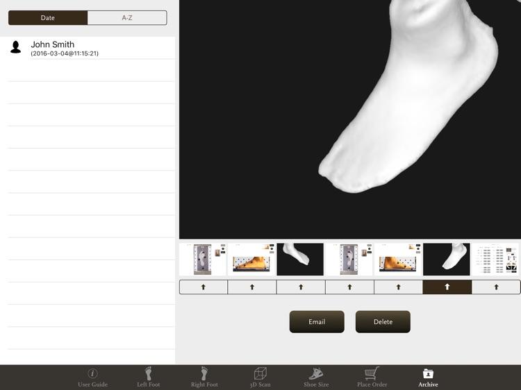 Nimco Professional Shoe Sizing screenshot-4