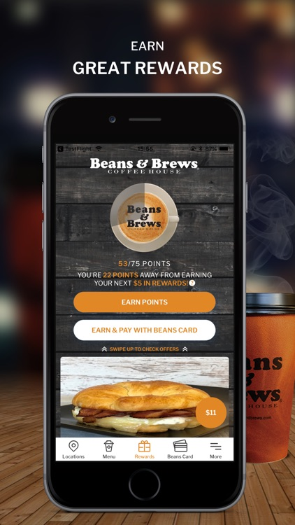 Beans & Brews screenshot-1
