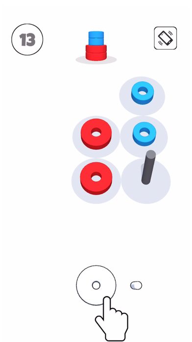 Color Circles 3D screenshot 1