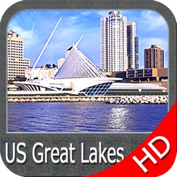 Great Lakes HD Nautical Charts