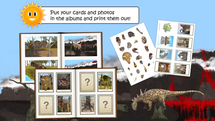 Dinosaurs & Ice Age Animals screenshot-4