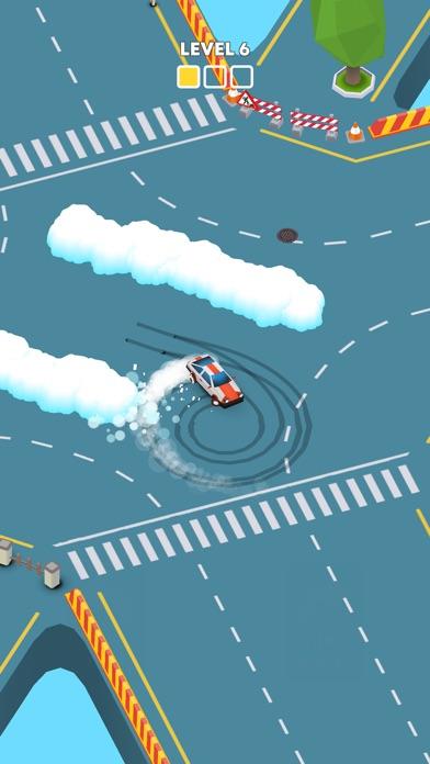 Snow Drift! screenshot 1