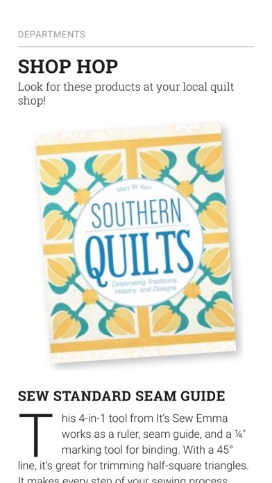Love Of Quilting review screenshots