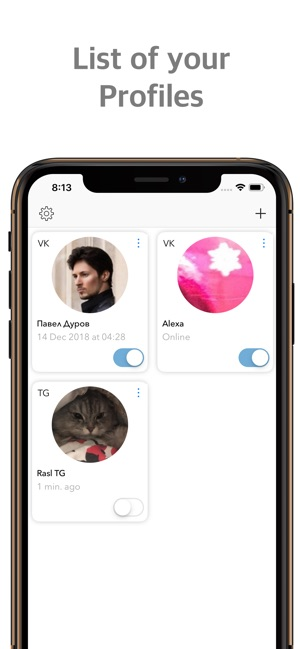 Dasta - tracker for Whatsapp on the App Store