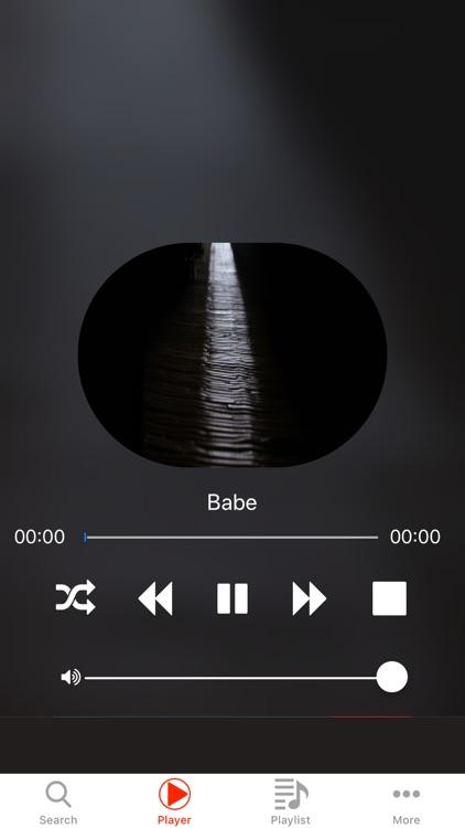 Mp3 Music Player Pro Endi Box screenshot-3