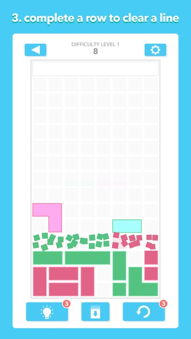 Blocks: Jewel Puzzle Game screenshot 3