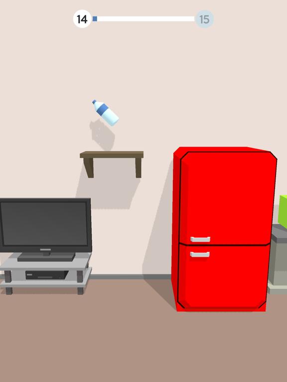 Bottle Flip 3D! screenshot 18