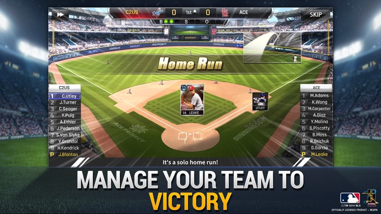 MLB 9 Innings GM screenshot-3