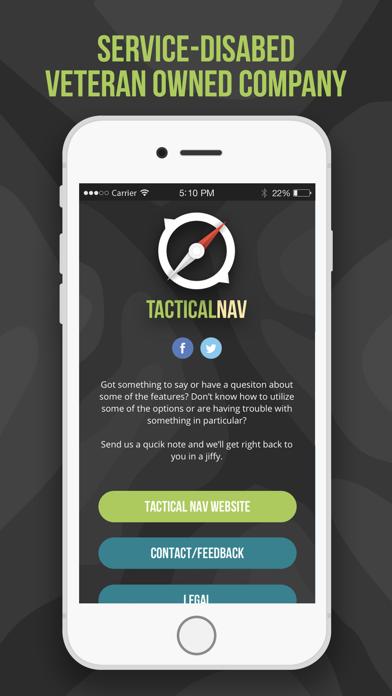 Tactical NAVのおすすめ画像7