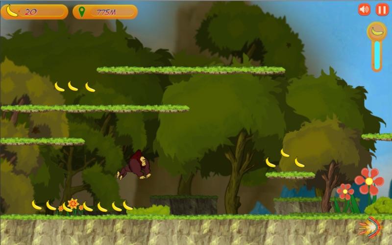 Monkey Kong Adventure for Mac