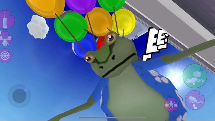 Amazing Frog? screenshot-6
