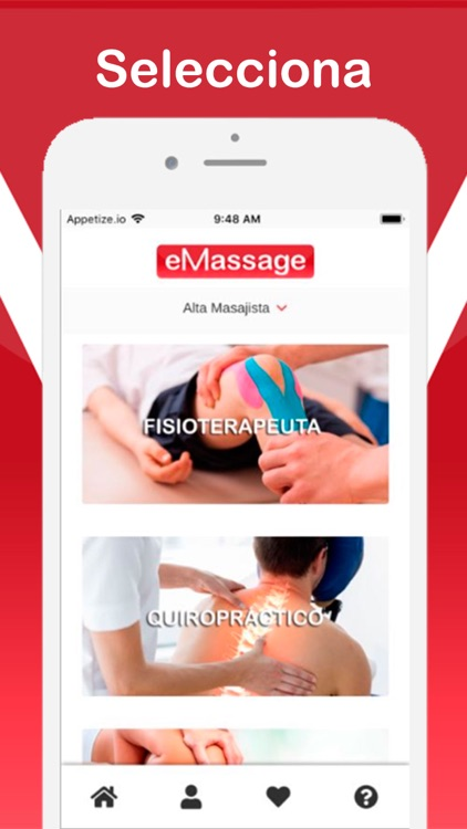 eMassage