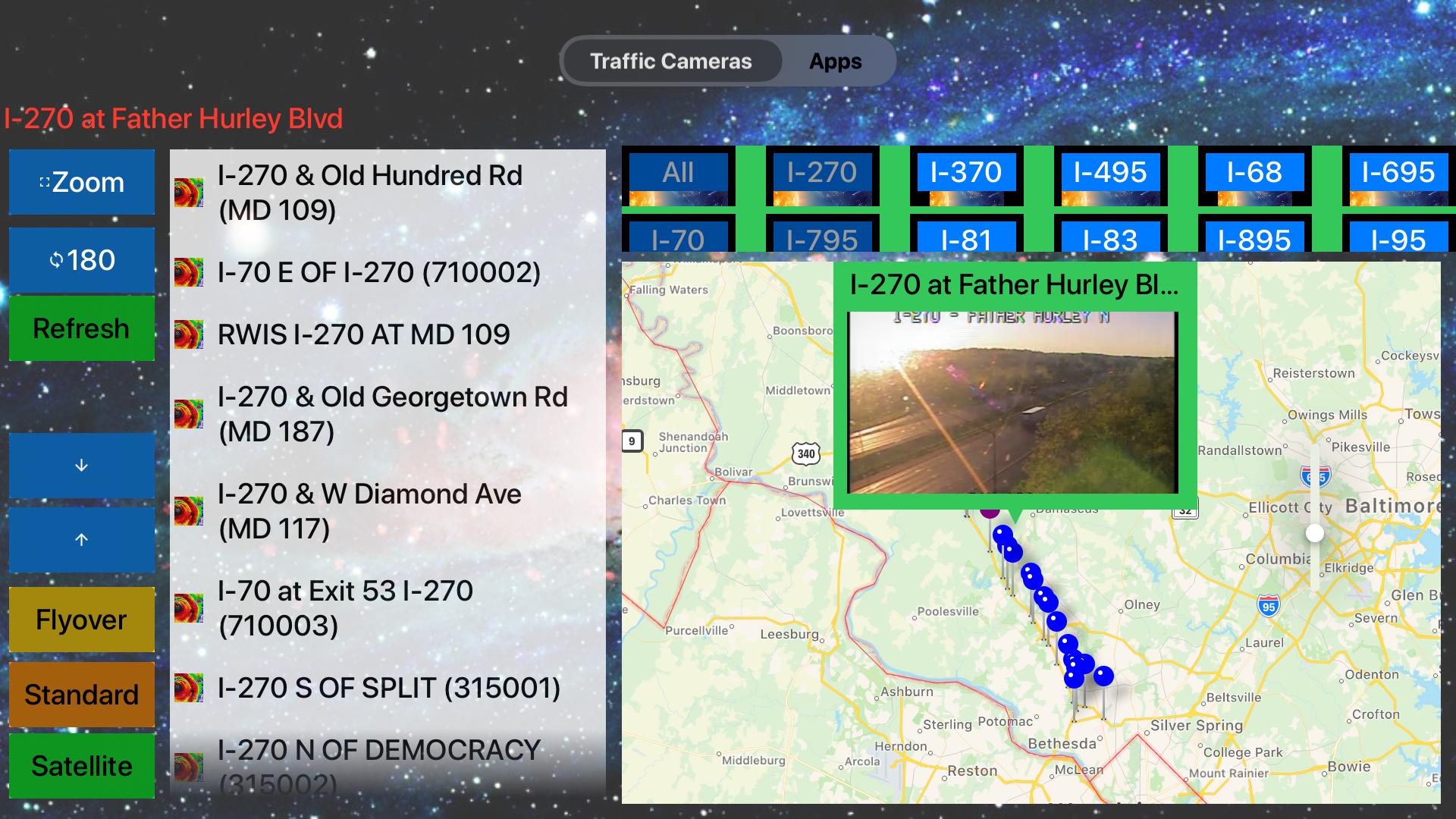 Traffic Cameras Maryland Pro screenshot 18
