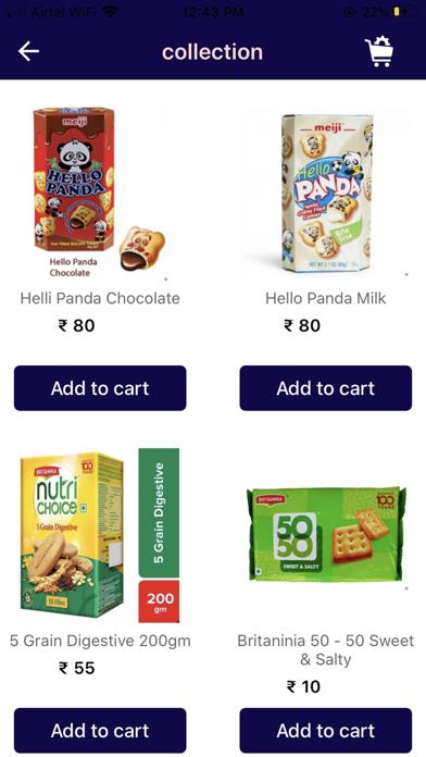 AMPM Store screenshot 2