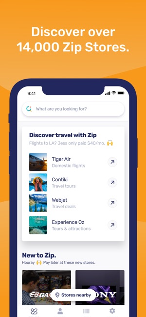 Zip - Shop Now, Pay Later on the App Store